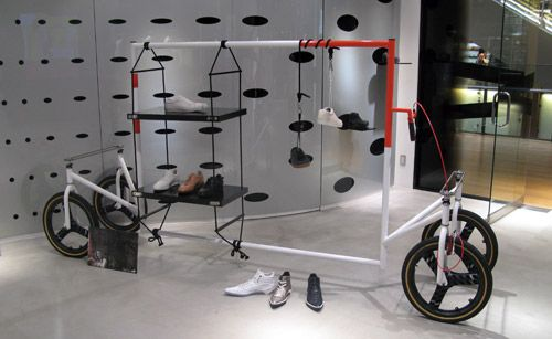 PUMA shop fitting « Spotted by Normann Copenhagen