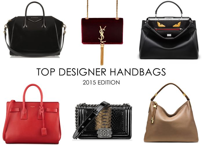 Top Must Have Designer Bags of 2015 | Givenchy, Saint Laurent, Giuseppe Zanotti, Balmain | SPENT MY DOLLARS | 2015 Fashion,Shoes,Bags