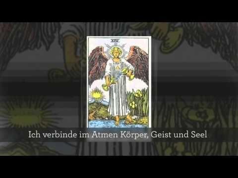 #Tarot #Affirmationen mit der Großen Arkana des #RWS