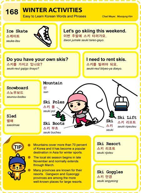 물음표 느낌표 ... 마침표™ 그리고 예향(睿響) Easy to Learn Korean Language 161 ~ 170