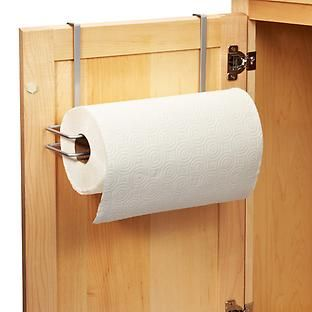 Our Polytherm Paper Towel Holder Slips Over The Top Of A