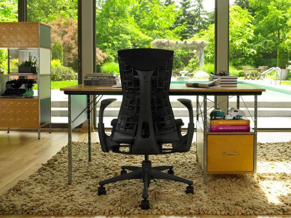 Herman Miller Embody Chair CN122AWAA G1 G1 BB 3014
