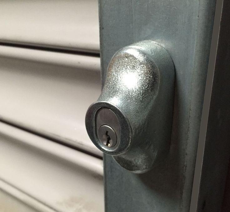 Roller Shutter Door Security Locks