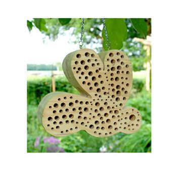 ash wood bee house by selections | notonthehighstreet.com