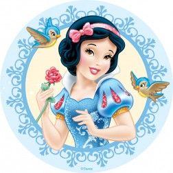 Snow White Round