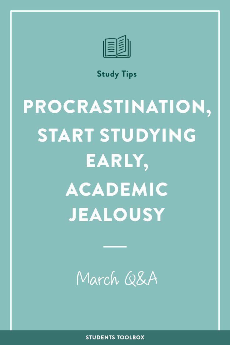 How To Overcome Procrastination In College