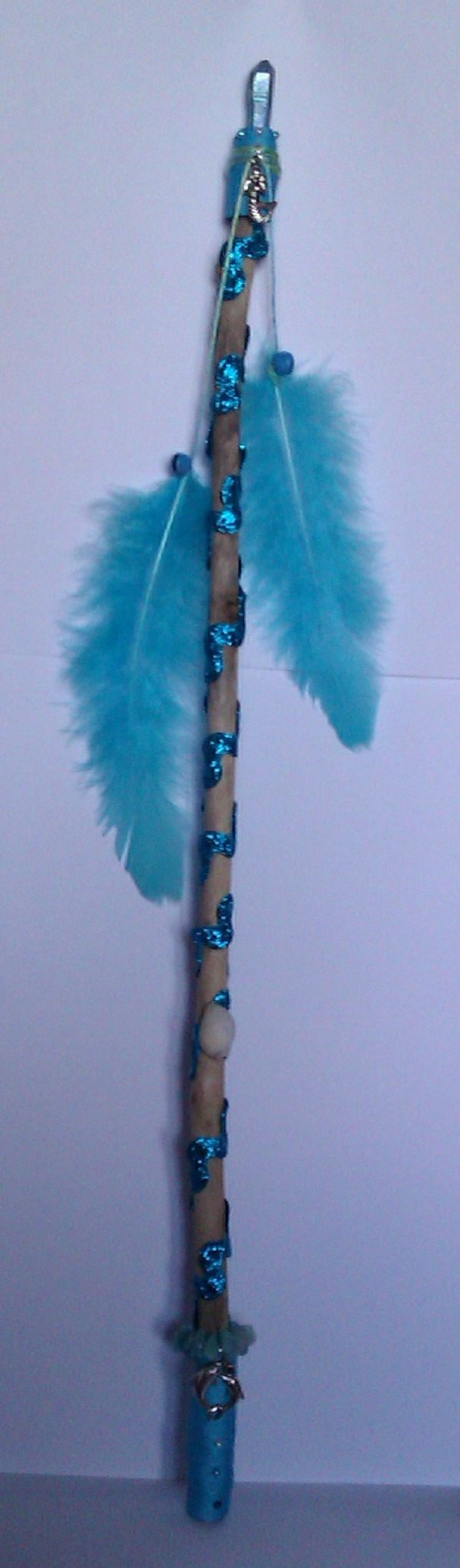 pagan crafts   ANGELIC LIGHT - Wands of Enchantment