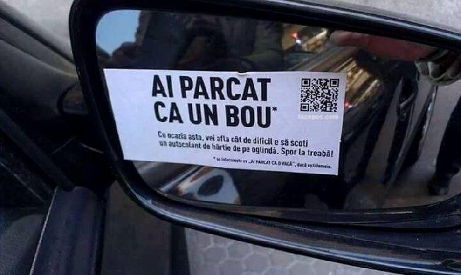 Vezi ce mesaj a găsit în oglindă   Link Postare ➡ http://9gaguri.ro/media/vezi-ce-mesaj-a-gasit-in-oglinda
