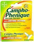 Lot of 12 - Campho-Phenique Cold Sore Treatment w/Drying Action 0.23 oz. Tube