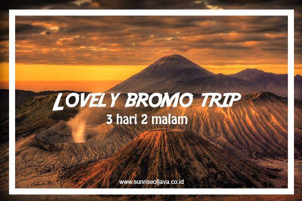 Paket Wisata Banyuwangi Lovely Bromo 3 Hari 2 Malam merupakan paket wisata murah yang disediakan oleh PT. Banyuwangi Tour dan Travel.