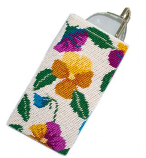 Pansy Garden Spec Case Kit