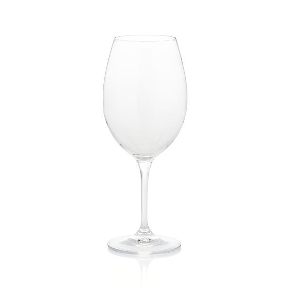Gus White Wine Glass  | Crate and Barrel