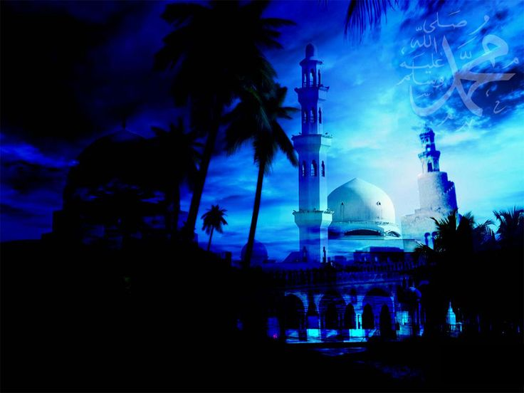 paradise islamic wallpapers - photo #17