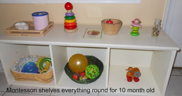 I would love for you to visit me over atMontessori on a Budget,where I am talking about our baby shelves this week. The theme for Baby Bell this week was All things Round. Come by and see Baby Bell at work and play the Montessori way. Montessori on a Budget Related PostsTeaching Toddlers Shapes Through …
