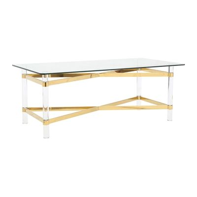 Worldwide Home Furnishings 301-224 !nspire Morelia Ii Coffee Table