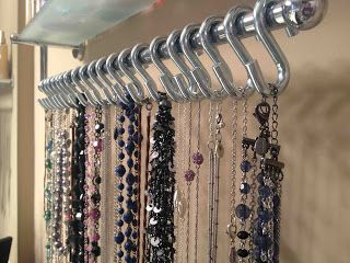 Home Decor: Jewelry organizer