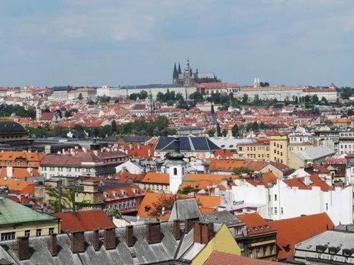 Historie Nového Města a Praha panoramatická v Novoměstské radnici