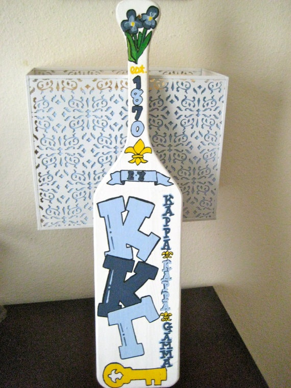 130 best greek paddlecraft ideas images on pinterest sketches custom hand painted greek paddles by fortheloveofletters on etsy 5000 pronofoot35fo Choice Image
