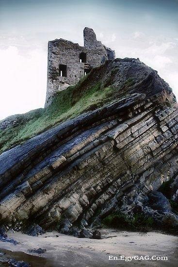 Ballybunion Castle, Ireland