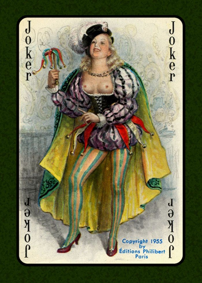 Card erotica woman · «