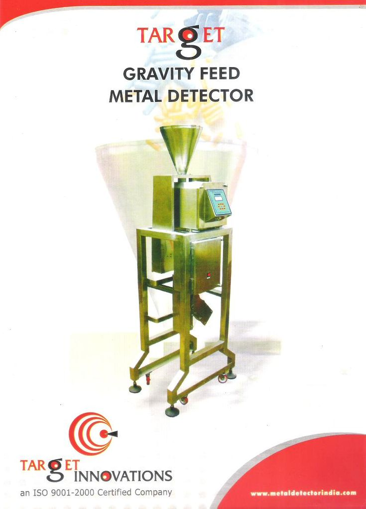 Vertical Drop Metal Detector for Powder / Flour ( Atta ) / Spices / Whole Spices. Rate 4000 USD - 5500 USD. http://www.metaldetectorasia.com