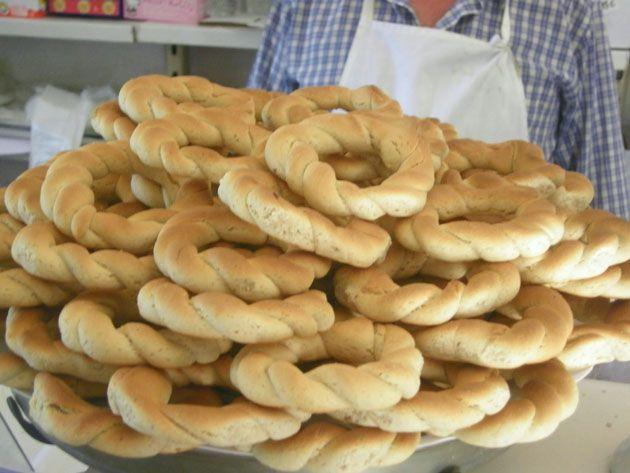 Roscos de Semana Santa al estilo de San Fernando | Cosas de comer