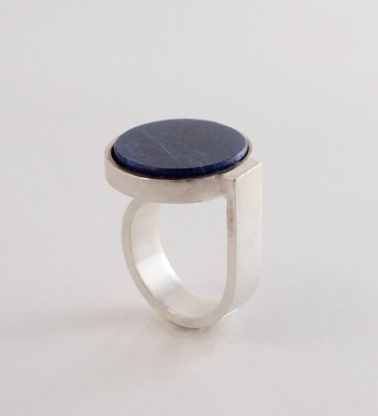 interesting modern jewelry in this link.  Some of the pieces are lovely.