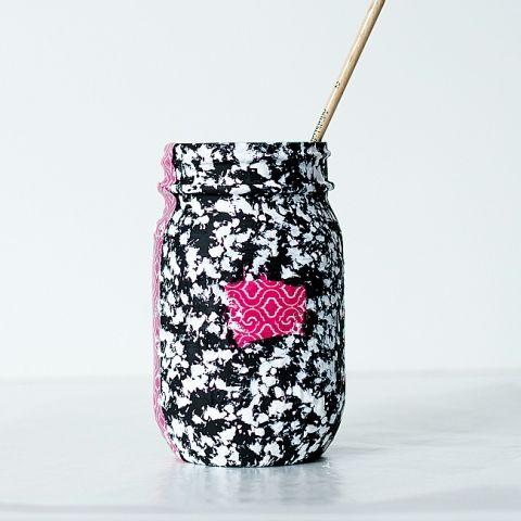 Mason Jar Craft Ideas - Back To School Gift Ideas