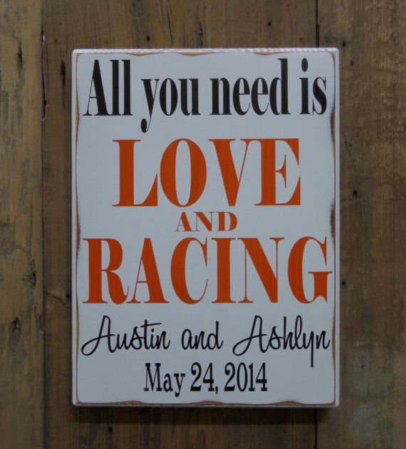 66 best wedding ideas nascar racing wedding theme images on all you need is love and racing personalized wedding by cssdesign 4000 junglespirit Image collections