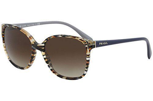 114bcebc2579 Prada Womens PR 01OS Sunglasses