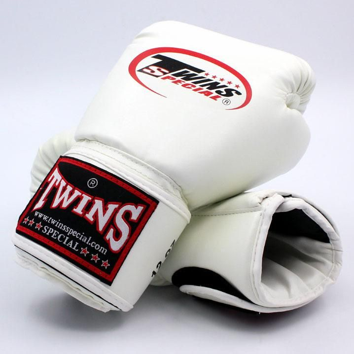 [Visit to Buy] Upset the twins boxing gloves adult playing sandbags parry that men and women fight training sanda muay Thai boxing gloves #Advertisement