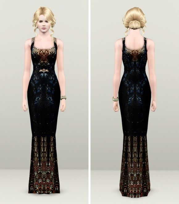 Sims 3 prom dresses tumblr urban