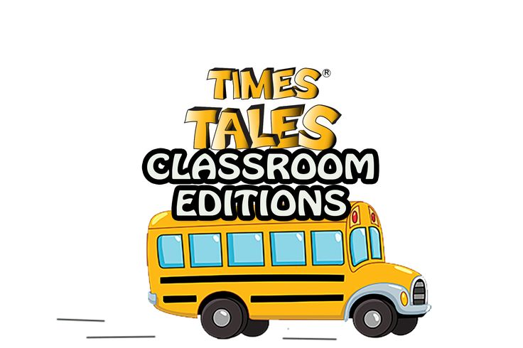 Times Tales- The fast and easy way to learn the upper times tables!