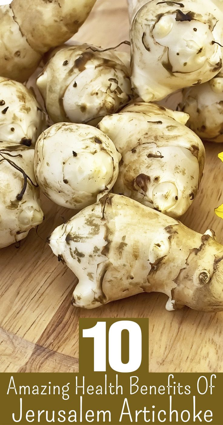 10 Amazing Health Benefits Of Jerusalem Artichoke These are easy to grow but can spread a lot if not contained.