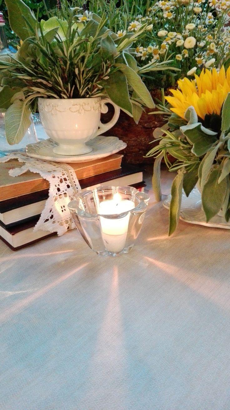 vintage wedding inspiration - matrimonio - allestimento