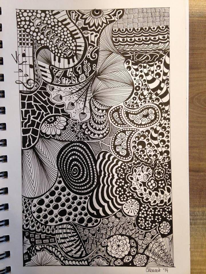 Random doodle challenge                                                                                                                                                                                 More