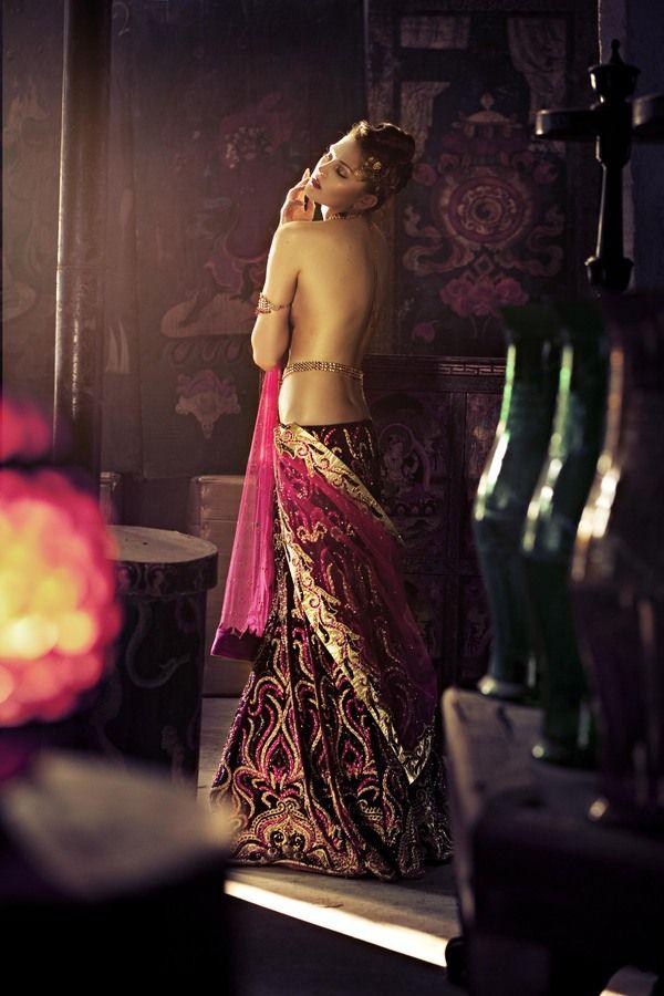 shakuntlam 2012 by sudip bhattacharya, via Behance