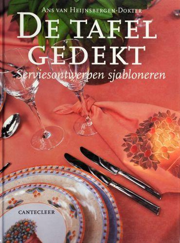 De tafel gedekt - Ans van Heijnsbergen