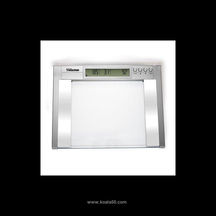 Báscula Digital Tristar WG2422 - 22,54 €   Con la báscula digitalTristar WG2422 podrás controlar tu peso continuamente y sin salir de casa. Además, esta moderna báscula electrónica calculael índice de masa...  http://www.koala50.com/basculas/bascula-digital-tristar-wg2422