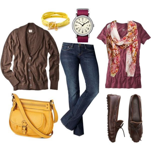 casual fall outfit looks so comfortable