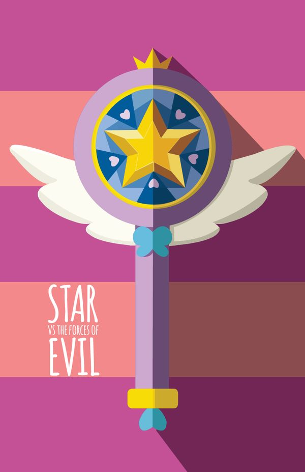 Star vs the forces of evil... I recommend this show to anyone who enjoys gravity falls. I don't think it's better than that show, but it's still awesome!