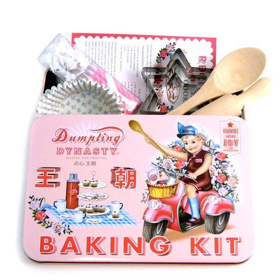 Kitsch.fi - Dumpling Dynasty Baking Kit 24,50,-