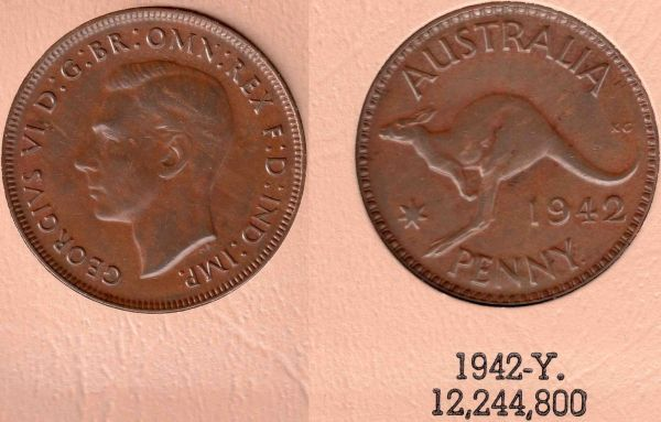 2010 Australia  Day 50 Cents 50c  2 Coins UNC BU Ex Mint Roll