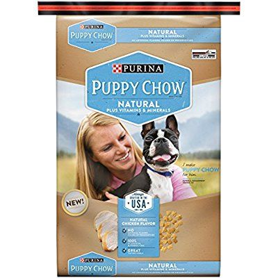 Purina Puppy Chow Natural Dry Puppy Food