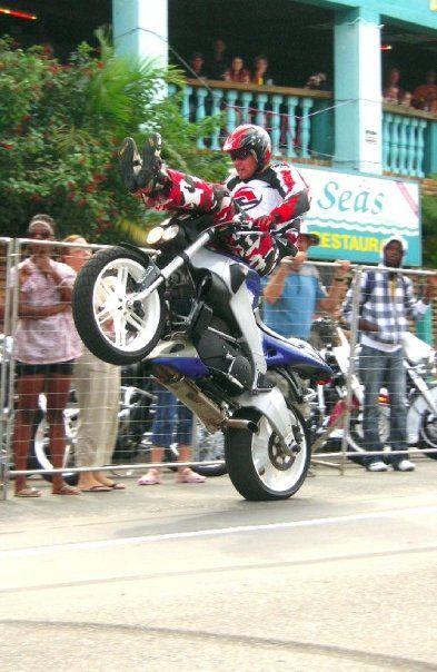 Africa Bike Week #buell