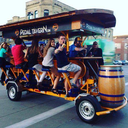 Milwaukee Pedal Tavern, Milwaukee: See 642 reviews, articles, and 100 photos of Milwaukee Pedal Tavern, ranked No.1 on TripAdvisor among 40 attractions in Milwaukee.
