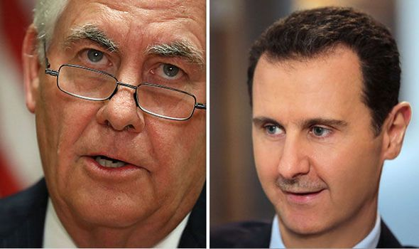 BREAKING: Rex Tillerson 'reign of Assad family IS coming to an end' in Syria - https://newsexplored.co.uk/breaking-rex-tillerson-reign-of-assad-family-is-coming-to-an-end-in-syria/