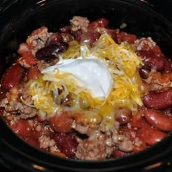 Ten Minute Chipotle Spiced Beef and Bean Chili: Chilis Recipe, Chipotle Spices, Minute Chipotle, Minute Chilis, Beef Recipe, Ten Minute, Spices Beef, Mr. Beans, Beans Chilis