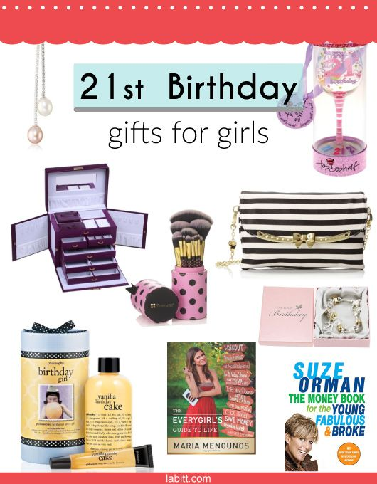 Awesome 21st Birthday Ideas For Girls