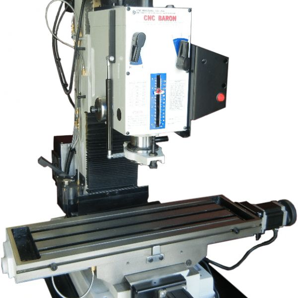 CNC Jr. Table Top Milling Machine for Sale | CNC Masters